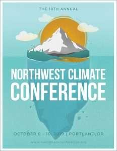 10th Annual Northwest Climate Conference @ Sentinel Hotel | Portland | Oregon | United States