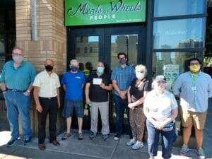 Meals on Wheels @ Loves and Fishes