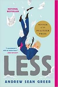 Book Club - Less by Andrew Greer @ Residence Inn | Portland | Oregon | United States