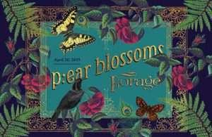 P:EAR Blossoms Forage Fundraiser @ The Loft | Portland | Oregon | United States
